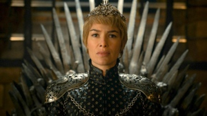 "In this undated image released by HBO, Lena Headey appears in a scene from ""Game of Thrones."" This week's Comic Con extravaganza is expected to draw more than 160,000 fans for high-energy sessions featuring casts and crews from such films and TV shows as ""Game of Thrones,"" ""Star Trek,"" ""Suicide Squad,"" ""South Park,"" ""Teen Wolf,"" ""Aliens"" and ""The Walking Dead."" The eighth season will bring the saga to a close. The number of episodes for that last cycle has not been determined, HBO programming chief Casey Bloys said Saturday, July 30, 2016, at the Television Critics Association's summer conference. (HBO via AP, File)"