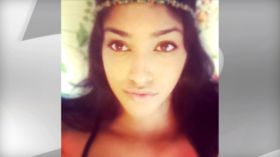 Nadia Mohabir is pictured in this image from social media. (Facebook)