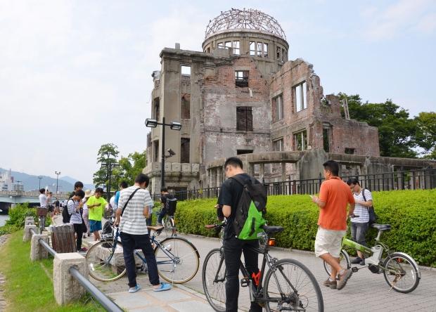 Japan marks 71st anniversary of atomic bomb dropped on Nagasaki