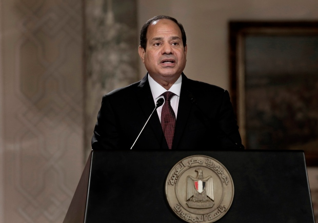 Egypt, IMF sign initial deal for $12 billion, 3-year loan