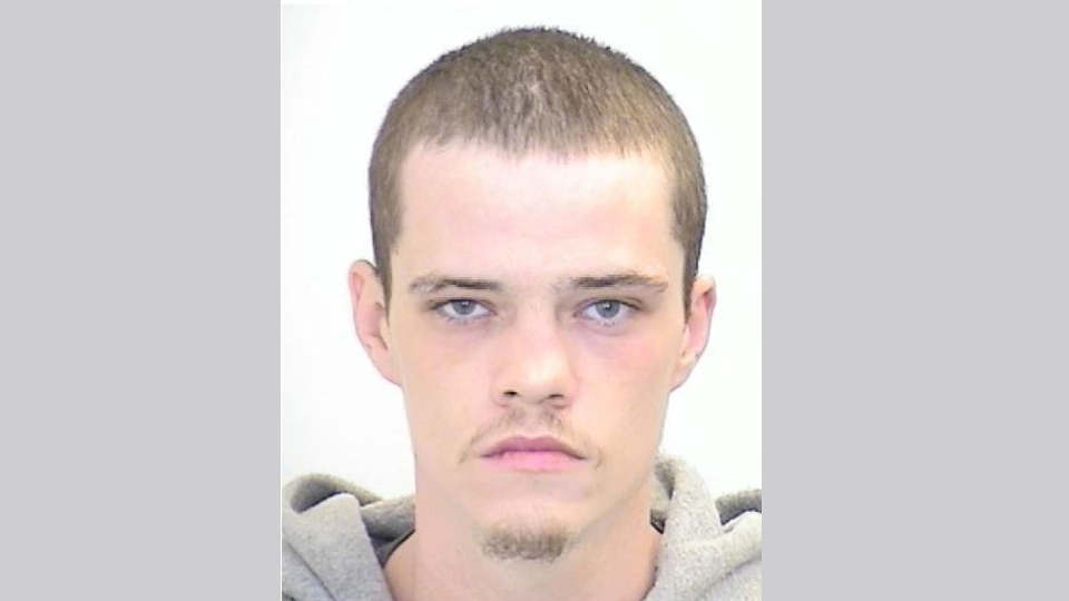 Steven Doyle, 27, is pictured in this undated photo. (Handout / Toronto Police)