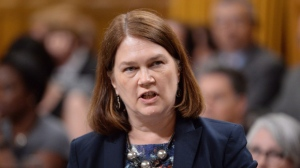 Health Minister Jane Philpott answers a question during Question Period in the House of Commons on Parliament Hill in Ottawa on Thursday, June 16, 2016. (The Canadian Press/Adrian Wyld)