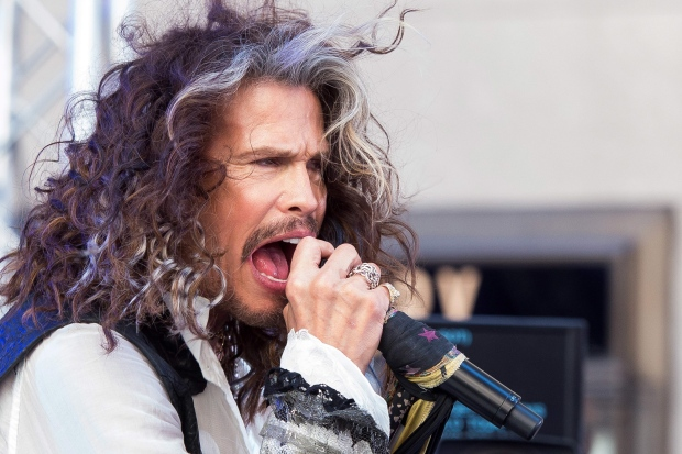 Steven Tyler reacts to Disney altering roller coaster video