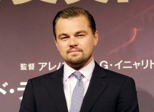 """In this March 23, 2016 file photo, actor Leonardo DiCaprio poses during a photo session of the movie """"The Revenant"""" in Tokyo. DiCaprio's foundation has announced $15.6 million in grants for conservation efforts. (AP Photo/Eugene Hoshiko, File)"""