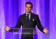 FILE - In this Aug. 4, 2016 file photo, Justin Timberlake speaks at the Hollywood Foreign Press Association Grants Banquet in Beverly Hills, Calif. Timberlake is a new partner and producer of the Pilgrimage Music & Cultural Festival. This year's lineup on Sept. 24 and 25 includes Beck, Daryl Hall and John Oates and Kacey Musgraves, but Timberlake will not be performing this year, according to the festival. (Photo by Chris Pizzello/Invision/AP, File)