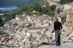 Italy, earthquake