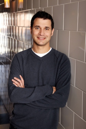"This undated courtesy image shows composer Ramin Djawadi. Djawadi has crafted the score for ""Gears of War 4,"" the upcoming installment in the intergalactic shooter series for Xbox One and PC. (Matt Sayles via AP)"