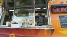 salad king, food truck, CNE