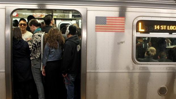 Three men arrested in plot to bomb NYC subway and Times Square