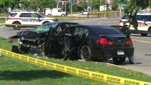 Double fatal Markham crash