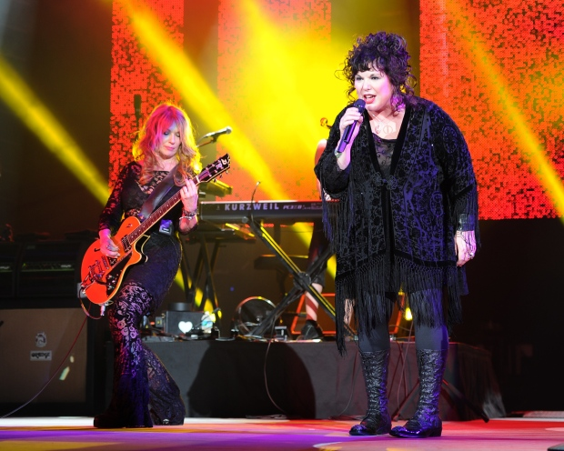 Husband of Heart singer Ann Wilson arrested for assault