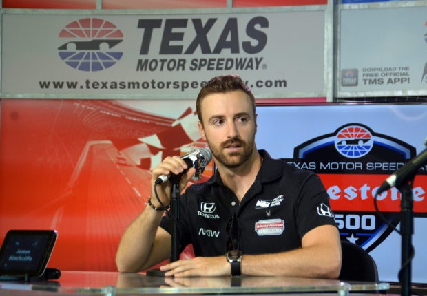 Indy driver Hinchcliffe joins 'Dancing with the Stars'