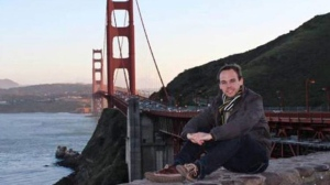 This is an undated image taken from Facebook of Germanwings co-pilot Andreas Lubitz in San Francisco. Summaries of FBI interviews with flight instructors show that  Lubitz, the pilot who deliberately flew his airliner into a mountainside last year had struggled with learning to fly and had failed a key test of his flying skills during his U.S. training, but was promoted anyway.  (AP Photo)