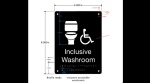 By the end of the upcoming school year, the Peel District School Board says every high school will have gender-neutral, all-inclusive washrooms. (Photo: Peel District School Board handout)