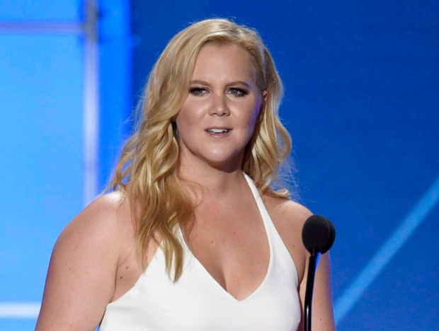 Watch Amy Schumer Perfectly Shut Down A Sexist Heckler