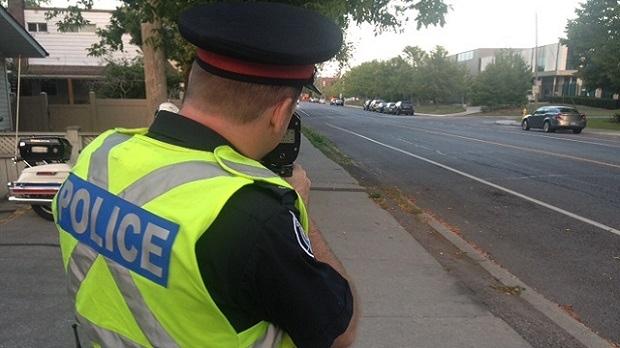 police, safety blitz