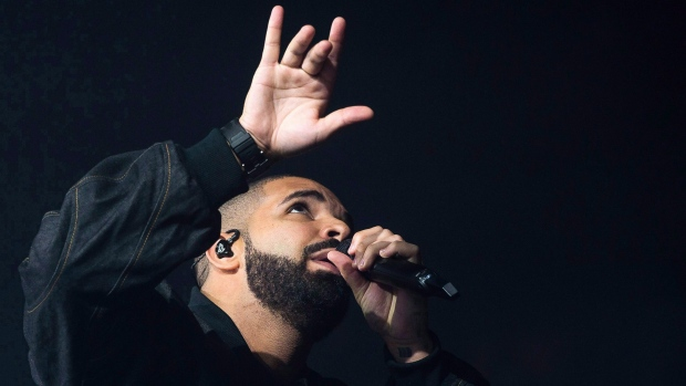 Suspect charged with stealing jewellery from Drake's tour bus