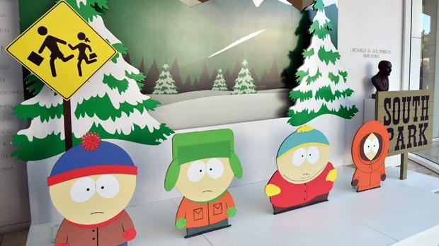 South Park Christmas Episodes.Latest Episode Of South Park Mocks Kaepernick Anthem