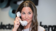 Pippa Middleton pictured at the BCG Charity day in London, UK on Sept. 12, 2016. (Jonathan Hordle/REX/Shutterstock)
