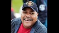 Bill Nunn shown in a photo from the set of Firehouse Dog in 2007. (Everett Collection)