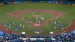 Jays Yankees brawl