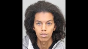 Frazier Negatu Makonnen, 25, of Toronto, is pictured in a Toronto Police handout image.