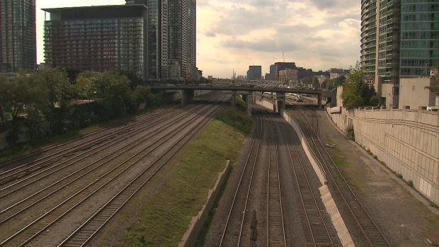 Rail Deck Park
