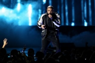 In this Friday, Sept. 23, 2016, file photo, Drake performs at the 2016 iHeartRadio Music Festival - Day 1 at T-Mobile Arena in Las Vegas. (Photo by John Salangsang/Invision/AP)