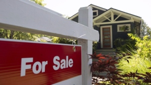 The federal government is instituting significant changes to Canada's mortgage rules aimed at ensuring homeowners will survive an increase in interest rates. (File image/ The Canadian Press
