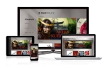 This image released by Turner Classic Movies shows FilmStruck, a new subscription streaming service displayed on multiple devices. FilmStruck will launch Wednesday by Turner Classic Movies and the Criterion Collection. (Turner Classic Movies via AP)