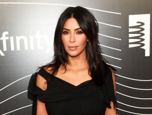 In this May 16, 2016 file photo, Kim Kardashian West attends the 20th Annual Webby Awards in New York. (Photo by Andy Kropa/Invision/AP, File)