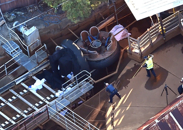 Australian theme park where four people died to stay closed - CEO