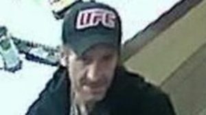 York Regional Police have released images of suspect wanted in relation to a donation box theft in Woodbridge. (YRP)
