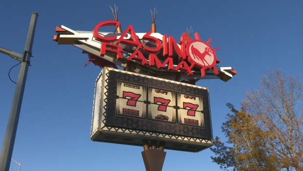 Casino Rama lawsuit