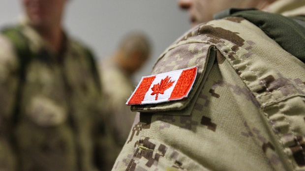 Seven Canadian soldiers treated at hospital in Iraq since ...
