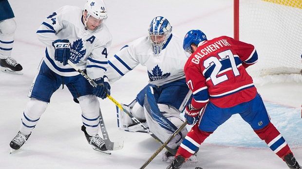 Radulov, Price help Canadiens top Maple Leafs again, 2-1