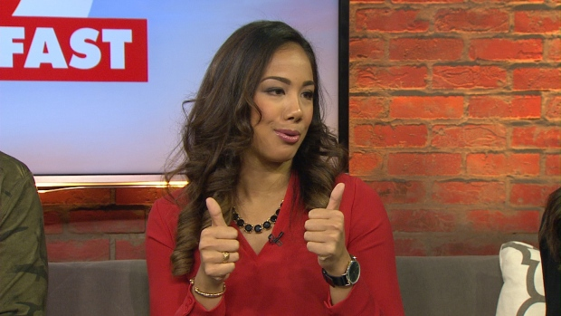 New CP24 Weekend Breakfast host Kayla Williams | CP24.com