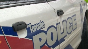 Toronto police are looking for three male suspects who fled a RIDE spot check in Scarborough.