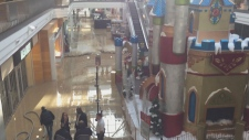 Pickering Town Centre flood