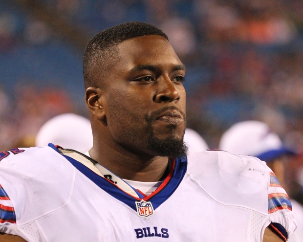 Buffalo Bills tackle Henderson suspended 10 games by NFL