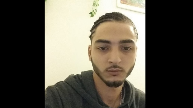 Galeeb Abau-Jabeen, 23, is shown in a photo from his Facebook page.