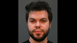 David Kron, 24, of Thornhill is shown in a handout photo. (Halton Regional Police)
