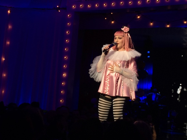 Madonna raises $7.5M for Malawi, slams Trump in Miami show