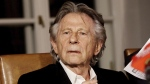 In this file photo from Oct. 30, 2015, filmmaker Roman Polanski talks to reporters in in Krakow, Poland, after a Polish judge ruled that Polish law forbids his extradition to the U.S., where in 1977 he pleaded guilty to having had sex with a minor. (Jarek Praszkiewicz, File/AP)