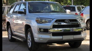 A 2014 Toyota 4Runner is shown in this undated image. (Wikimedia Commons)