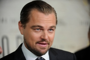 """FILE - In a Thursday, Oct. 20, 2016 file photo, Leonardo Dicaprio attends the premiere of National Geographic Channel's """"Before The Flood,"""" at the United Nations. DiCaprio and the head of his foundation met Wednesday, Dec. 7, 2016, with President-elect Donald Trump to discuss how jobs centering on preserving the environment can boost the economy. (Photo by Brad Barket/Invision/AP, File)"""