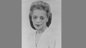 Viola Desmond, shown in this undated handout image provided by Communications Nova Scotia, often described as Canada's Rosa Parks for her 1946 decision to sit in a whites-only section of a Nova Scotia movie theatre, will be the first woman to be celebrated on the face of a Canadian banknote. THE CANADIAN PRESS/HO-Communications Nova Scotia