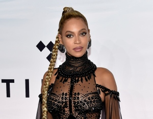 In this Oct. 15, 2016, file photo, singer Beyonce Knowles attends the Tidal X: 1015 benefit concert in New York.  (Photo by Evan Agostini/Invision/AP, File)