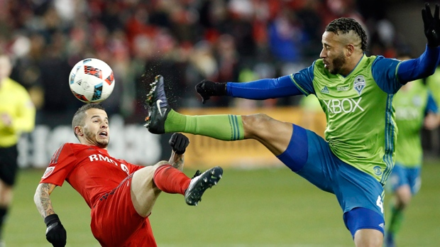 Seattle Sounders defeat Toronto FC in shootout to win MLS Cup 2016
