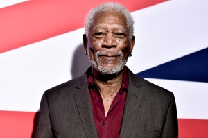 "FILE - In this March 1, 2016 file photo, actor Morgan Freeman attends the LA Premiere of ""London Has Fallen,"" in Los Angeles. Freeman is adding another lifetime achievement prize to his mantelpiece. AARP said Thursday, Nov. 17, 2016, the actor will receive its Movies for Grownups Career Achievement Award at a gala ceremony next year. (Photo by Richard Shotwell/Invision/AP, File)"